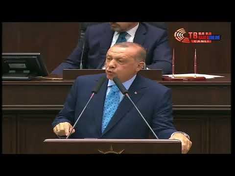 Ak Parti Grup Toplantısı 24 Temmuz 2018 | Recep Tayyip Erdoğan Konuşması