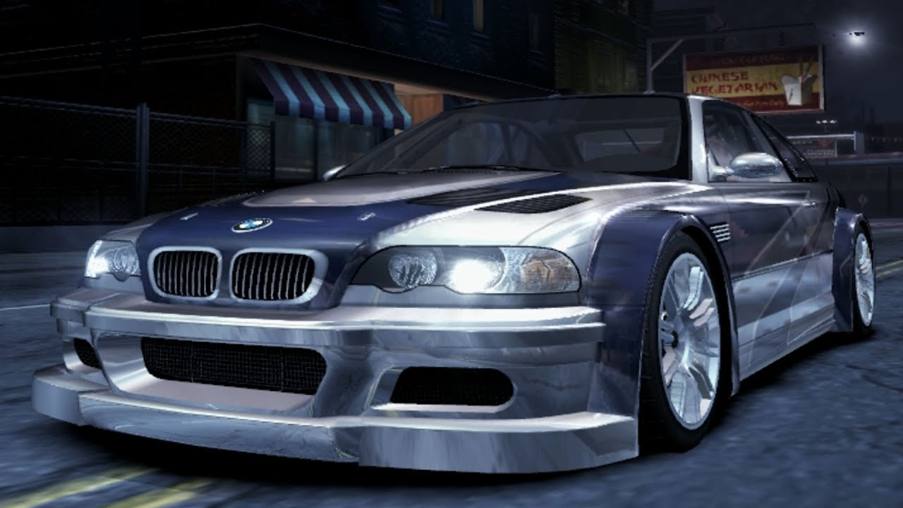 Need For Speed Carbon Bmw M3 Gtr Test Drive Gameplay Hd