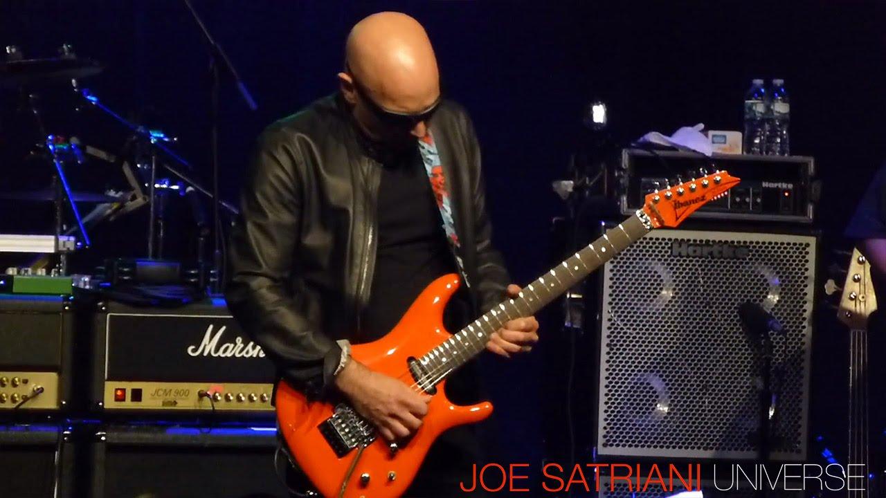 Joe Satriani Chords