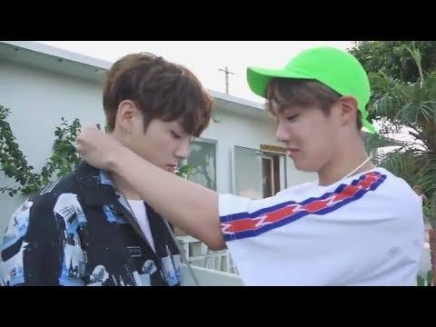 How BTS Love Their Maknae Jungkook :))