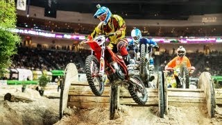 Replay: EnduroCross Live From Las Vegas, NV - 2013 Geico AMA EnduroCross Series Round 1