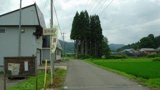 【林道ドライブ】萱峠林道・岩手 Kaya-toge Pass