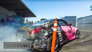 [HOONIGAN] DT 015: Rathyna's V8 350Z vs Roegge's S14 #CIRCLEJERKS