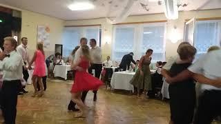 Заметки о Словакии. Танцы на сельской свадбе.