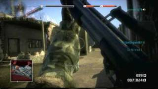 Battlefield Bad Company PS3 Online Gameplay