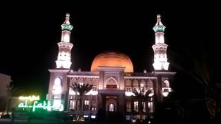 Kubah ornamen mesjid termegah di Indonesia ( 082311988200 )
