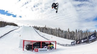Men's Snowboard Slopestyle Final | Winter Dew Tour Copper 2020 (Day 3)