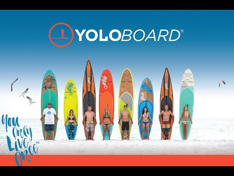 YOLO BOARD - MAKERS & SHAKERS