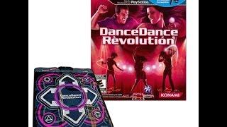 Dance Dance Revolution PS3 Unboxing PT-BR