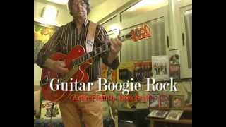 "GUITAR BOOGIE ROCK (Arthur ""Guitar Boogie"" Smith)"