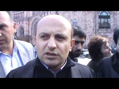 Armenian MP Stepan Safaryan talks about his meeting with Prime-Minister  Tigran Sargsyan