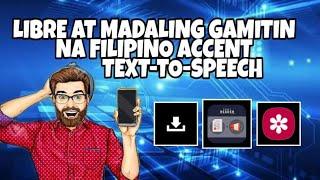 Free Filipino Accent Text-to-speech | Mind Master | Text to Speech | real voice text to speech screenshot 5