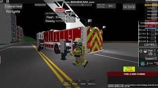 Fire Sim Rp [Roblox]