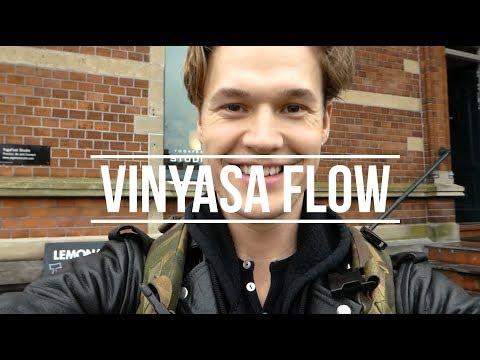 Vinyasa Flow bij YogaFest Studio - Amsterdam