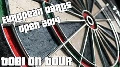 European Darts Open 2014   Tobi on Tour [Reisevlog - Düsseldorf 2014]