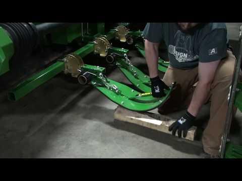 Setting Lankota Stalk Stomper® Height