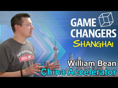 Game Changers: Silicon Valley - China Accelerator