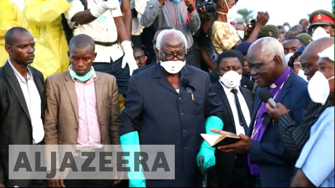 Week-long national mourning in Sierra Leone comes to an end