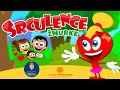 SRCULENCE - ZMURKE | LITTLE HEART - HIDE and SEEK | Animated Music Video for Parents