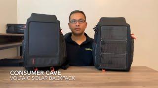 BEST SOLAR BACKPACKS - Voltaic Solar Array Backpack/Off The Grid Solar Backpack
