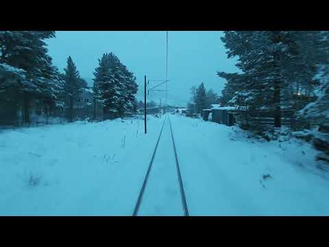 Train Driver's View: Live chat and Stream from the Bergen Line, Norway