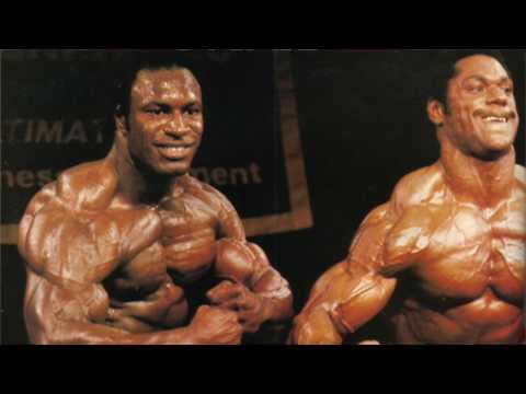 The Bodybuilding Legends Show - Lee Haney, Part One