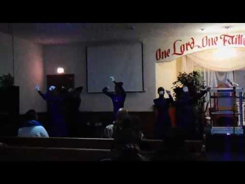 El Shaddai MB Young Adult Praise Team - Precious Lamb - N. Charleston SC