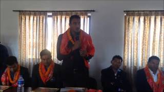 National cricket  team   Felicitation  by nepal govermanet
