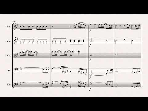 Kutless - What Faith Can Do  ( String quartet) sheet music