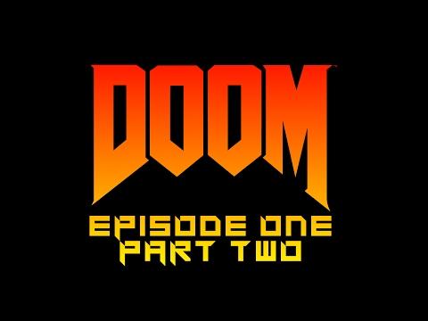 DOOM (2016) - Episode 1 Part 2 [Twitch Archive]