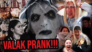 IT'S A PRANK!!!! | Nag U-Turn si Valak