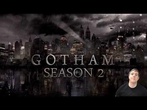 Gotham TV Series Season 2 Confirmed!!!