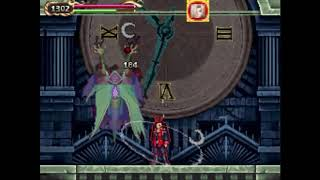 Castlevania Portrait of Ruin Easy Boss Fight Number 8