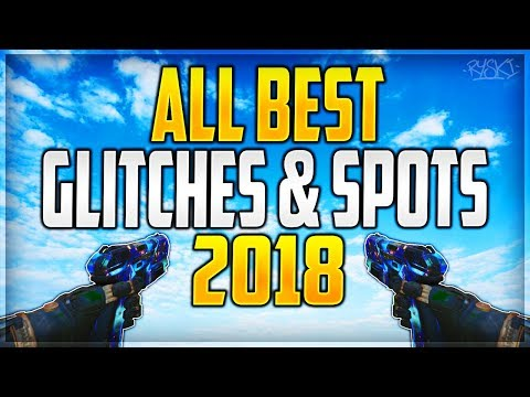 Black Ops 3 : All The Best Working Glitches & Spots 2018 - All Maps Bo3 Montage Mp3