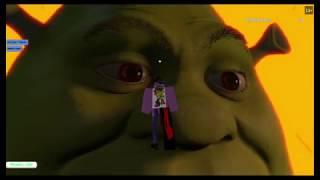 ROBLOX Shrek: The Forces Awakens #1. The Journey Begins!!