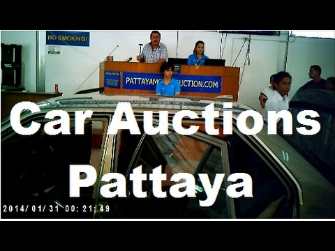 Car Auctions Pattaya - Cars for Sale in Thailand