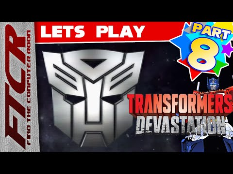 "'Transformers: DEVASTATION' Let's Play - Part 8: ""Till All Are One!"""