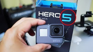 GOPRO HERO 5 BLACK Review - Is it worth it?!