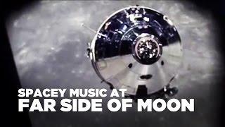 Strange Music At Far Side Of Moon | NASA