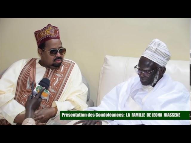 Ahmed Khalifa Niasse à Serigne Mountakha: C' est Serigne Touba qui est revenu