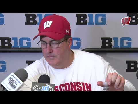 Paul Chryst Press Conference
