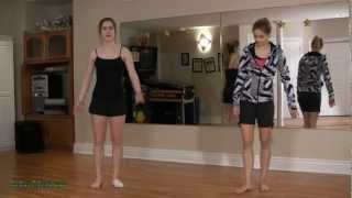 How to Do Fouettes Dance Turns and Spins Tutorial