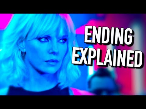 Atomic Blonde Ending Explained
