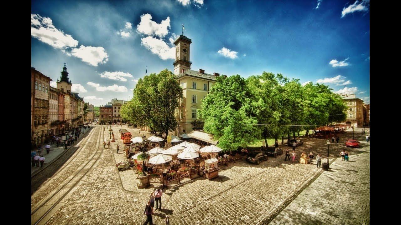 e6d82e2a429a Топ 10 місць, які треба відвідати у Львові - YouTube