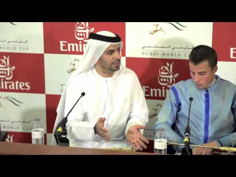 Interview with William Buick and Saeed Bin Suroor