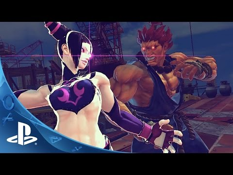 Ultra Street Fighter IV - Trailer Oficial | PS4