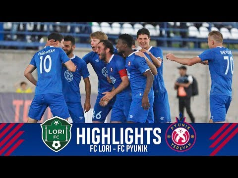 Lori - Pyunik 2-2 | Highlights