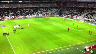 Video Gol Pertandingan LOSC Lille Metropole vs Everton