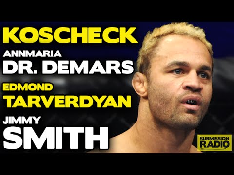 Submission Radio #61 Josh Koscheck, Ronda Rousey's Coach & Mom, Jimmy Smith + UFC Nashville