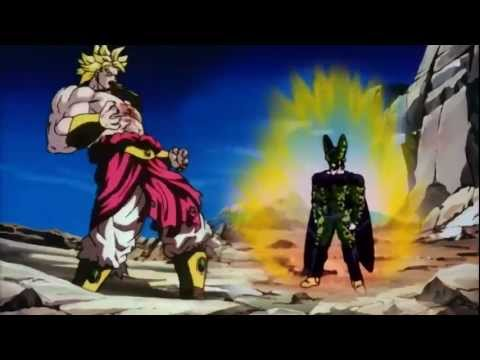 HD - Broly vs Super Perfect Cell (Mega FanMade)